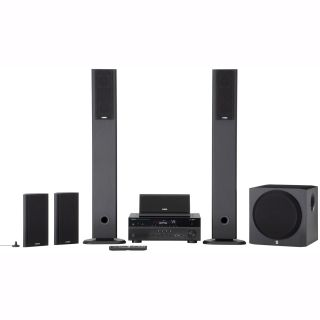 Yamaha YHT 897 5.1 Channel Home Theater System