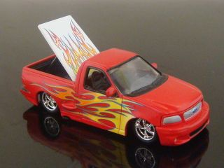 Hot Wheels Ford SVT Lightning 1/64 Scale Limited Edit