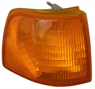 93 97 Ford Ranger Corner Light Turn Side Marker Signal Lamp Right Lens