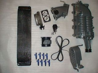 Cobra Eaton M112 supercharger kit ,4.6 dohc Mach1 99 01 tork tech