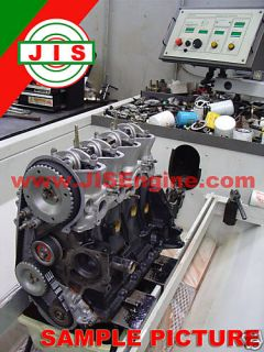 Toyota 87 89 Tercel 3EE Engine Long Block TLB3E (C)