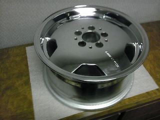 MERCEDES BENZ AMG 16 CHROME WHEEL, RIM, OEM, SL, CL, CLK, S, E