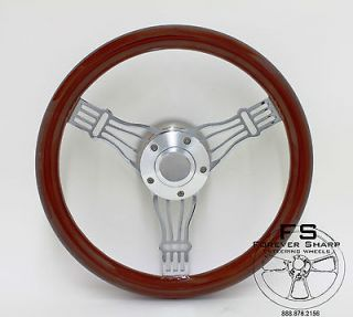 banjo steering wheel in Vintage Car & Truck Parts