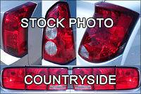 98 99 00 01 02 PRIZM L. TAIL LIGHT LID MTD (Fits Chevrolet Prizm)