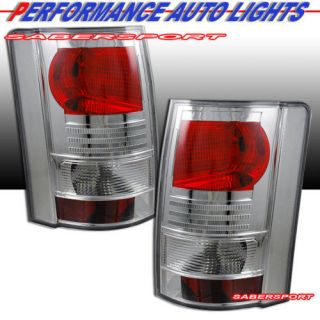 08 10 DODGE GRAND CARAVAN CHRYSLER TOWN & COUNTRY ALTEZZA TAIL LIGHTS