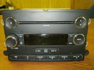 08, 09,10 Ford Econoline Van OEM CD/ Player Radio