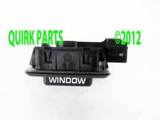 Jeep Grand Cherokee & Commander REAR Flipper Glass Switch MOPAR
