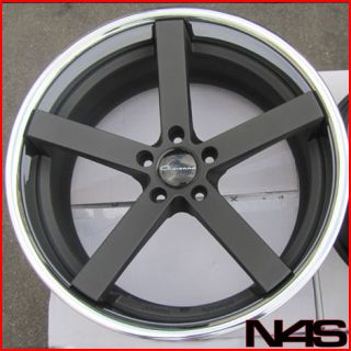20 NISSAN ALTIMA COUPE GIOVANNA LIGHTWEIGHT MECCA BLACK CONCAVE
