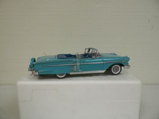 DANBURY MINT DIE CAST 1958 CHEVROLET IMPALA NIB CONVERTIBLE