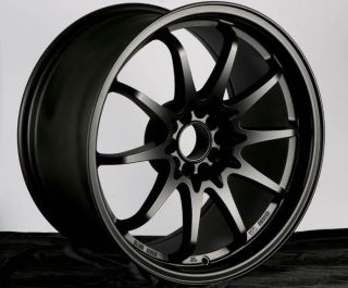 18X9.5 VARRSTOEN ES331 WHEELS 5X100MM RIMS FITS SCION TC 2005 2010