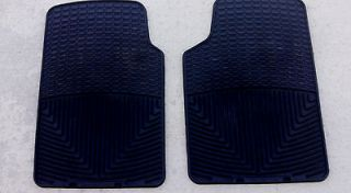 WeatherTech Floor Mats All Weather W3 fits several makes and models