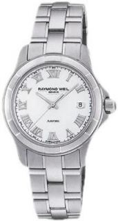 MODEL # 2970 ST 00308  NEW RAYMOND WEIL PARSIFAL MENS AUTOMATIC WATCH