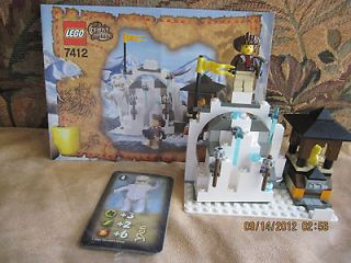 Newly listed Lego 7412   Adventurers Orient Expedition   Yetis