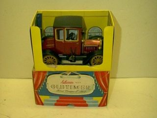 SCHUCO 1917 FORD MODEL T COUP #1227 MINT IN BOX