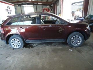 10 FORD EDGE REAR DOOR TRIM PANEL