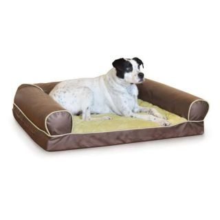Newly listed K&H Pet Products Thermo Cozy Sofa Milk Chocolate