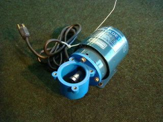 Cole Parmer Air Cadet 115v Pump Model 7530 40