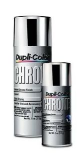 Dupli Color Paint Instant Chrome Enamel Gloss Chrome 11 oz. Aerosol