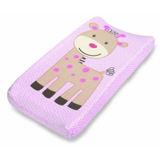 Summer Infant Plush Pals Changing Pad Cover, Adorable