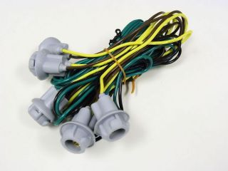 TRUCK SUV CAB ROOF LIGHT WIRING HARNESS KIT (Fits Ford F 100