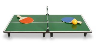 Table Top Table Tennis Set Ping Pong Set Mini Table Tennis Ping Pong