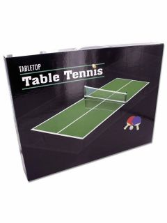 New 2 Indoor Outdoor Summer Fun Table Ping Pong Top Play Game MSRP of