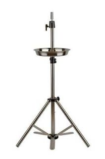 COSMETOLOGY TRIPOD HOLDER STAND X MANNEQUIN HEAD WITH TRAYCOMPARE PAUL