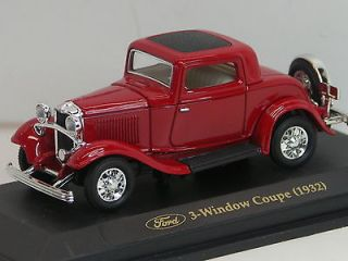 1932 Ford 3 Window Coupe 143 scale use for O Gauge MTH Model Rail