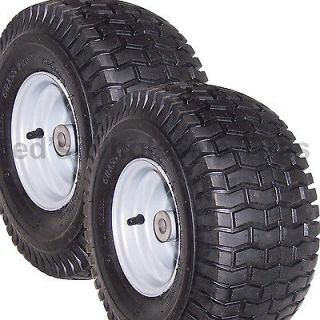 15x6.00 6 15/6.00 6 Riding Lawn Mower Garden Tractor Tire Rim Wheel