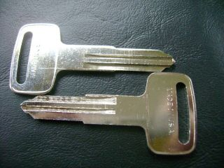 Key Blanks 2005 Suzuki King Quad LT700 LT 700 ATV Keys