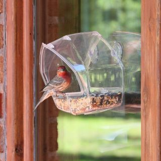 Birdscapes® Wild Bird Window Feeder Model 348
