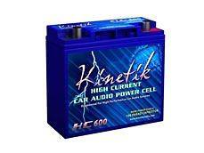 KHC600 (Original Model) Blue Power Cell Car Audio Battery, 600w HC600