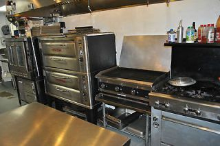 BLODGETT GAS CONYR PIZZA OVEN, 220V.1PH, 1 DK, MT 70PH