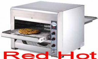 Conveyor Commercial Countertop Pizza Baking Oven 11387