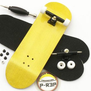 Peoples Republic   Complete Wooden Fingerboard   Yellow Performance