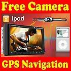 Cool Car Stereo DVD/Radio/GPS Player Monitor iPod Bluetooth 2 Din