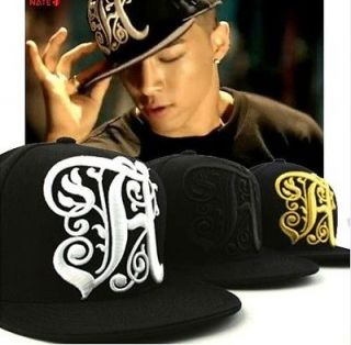 BIGBANG TAEYANG   Where U At Hiphop Cap (4 Colors) + Free Gift