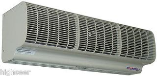 Pioneer Air Curtain / Air Door, Heavy Duty Commercial, High Velocity