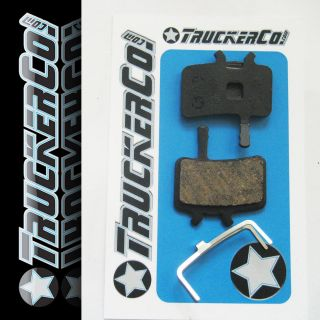 High Performance Disc Brake Pads AVID Juicy seven 7 5 3 1 bbdb