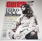 LED ZEPPELIN JIMMY PAGE Guitar World Mag July 2003 ANTHRAX PHISH JOHN