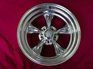RACING TORQUE THRUST II 17 WHEEL RIM 5X4.5 KEYSTONE 17X8 POLISHED