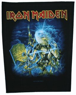 iron maiden jacket in Clothing,