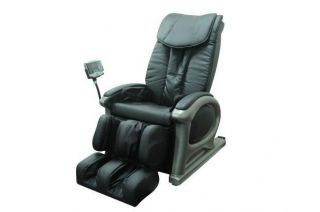 Electric Shiatsu Massage Chair Recliner Salon Spa Beauty Office Table