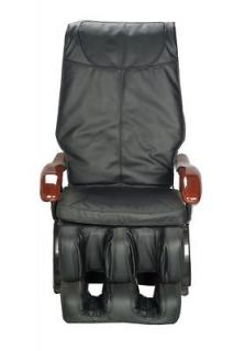 New Full Body Electric Shiatsu Massage Chair Recliner Bed w/Foot