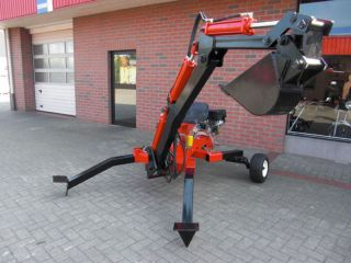 MINI BACKHOE, MINI EXCAVATOR,TR​ENCH DIGGER,NEW 9+14 BUCKET, FREE