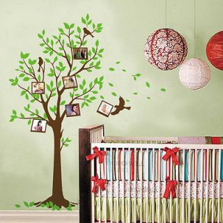 Newly listed Newest Photo Frame Tree Birds Wall Stickers Decals Decor