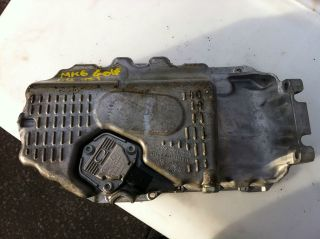 GOLF MK6 AUDI SEAT 1.4 TSI DSG AUTO OIL SUMP PAN BREAKING 03C103603T