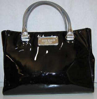 Kate Spade Patent Leather Handbag in Handbags & Purses