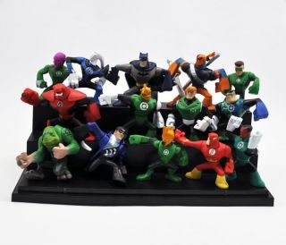 Hot Marvel Universe Green Lantern Batman collection Figures toys