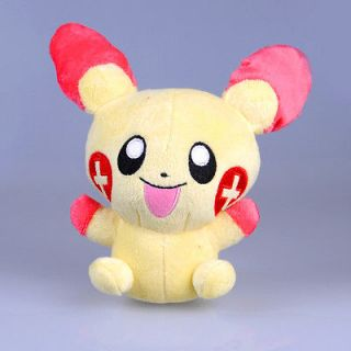 Pokemon Toy Plusle 7 Cute Soft Stuffed Animal Plush Gift